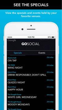 GoSocial. screenshot 2