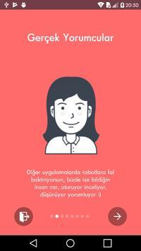 Fal Dükkanı - Ücretsiz Kahve Falı poster
