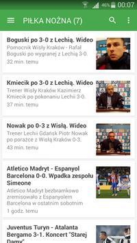 SPORT POLSKA apk screenshot