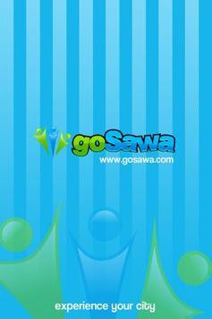 Gosawa Merchant poster