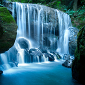 Waterfall Best Jigsaw Puzzles icon