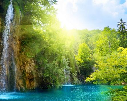 Waterfall Best Jigsaw Puzzles apk screenshot