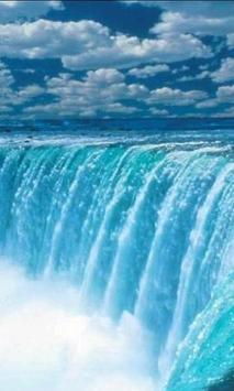Waterfall Best Jigsaw Puzzles poster