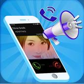 Caller Name Announcer – Incoming Call icon