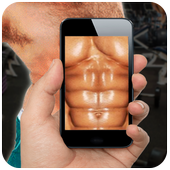 Men Six Pack Abs Photo Editor icon