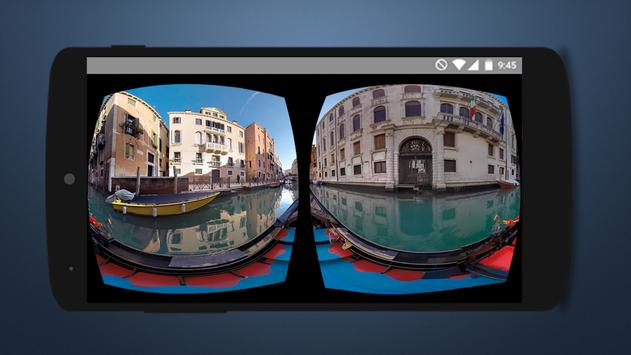 3D VR Video Player HD apk screenshot