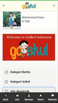 GoSkul screenshot 1