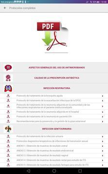 Guía Terapéutica Antibiótica captura de pantalla 20