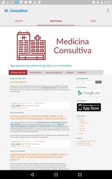 Medicina Consultiva captura de pantalla 5