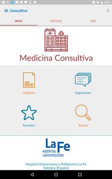 Medicina Consultiva captura de pantalla 8