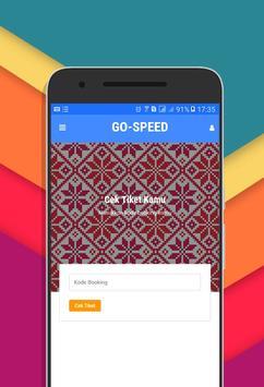GO-SPEED - Cara Mudah Pesan Tiket Speedboat Online screenshot 1