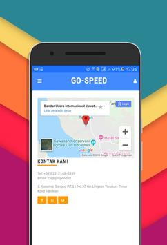 GO-SPEED - Cara Mudah Pesan Tiket Speedboat Online screenshot 2