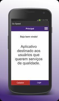 Go Speed - Cliente poster