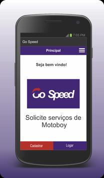 Go Speed - Cliente screenshot 1