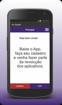 Go Speed - Cliente screenshot 2