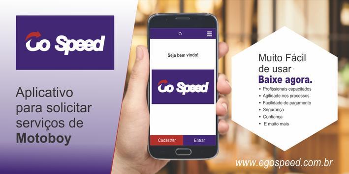 Go Speed - Cliente screenshot 3