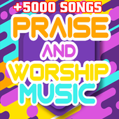 Praise and Worship Music +5000 songs icon