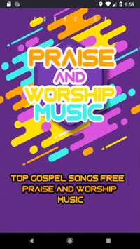 Praise and Worship Music +5000 songs poster