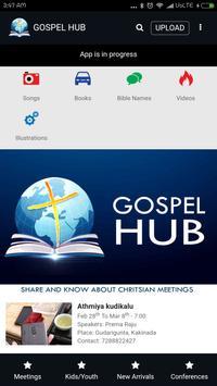 Gospel Hub poster