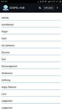 Gospel Hub screenshot 1