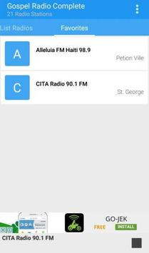 Gospel Radio Complete apk screenshot