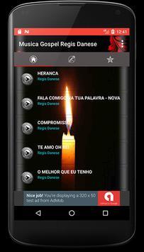 Musica Gospel Regis Danese apk screenshot