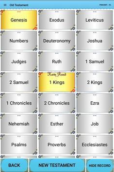 GOSPEL BIBLE screenshot 9