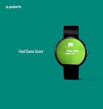 goSporto: Scores & Stats | Supports Smart Watch screenshot 11