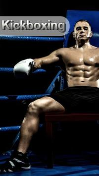 Kickboxing poster