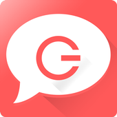 Chat & Dating on Gossy icon