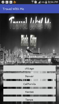 Travel With Me poster