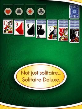 Solitaire Deluxe® 2 apk screenshot