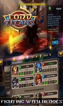 Lord Of Titans apk screenshot