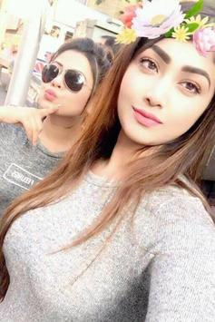 Indian Desi Selfie Girls poster