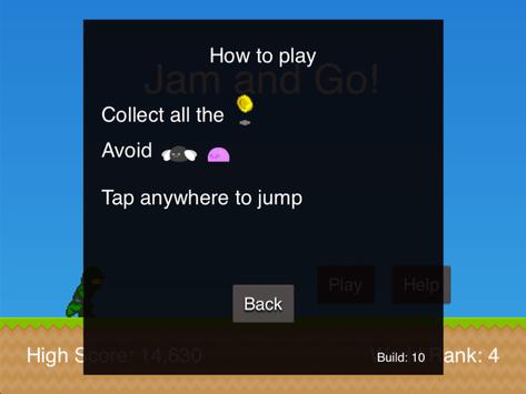 Jam and Go! screenshot 8