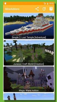 addons for minecraft mod maker poster
