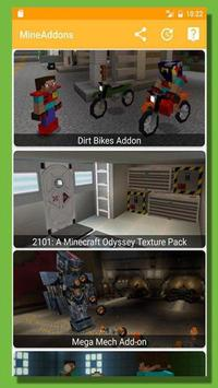 addons for minecraft mod maker screenshot 1
