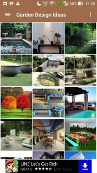 1000+ Garden Design Ideas apk screenshot