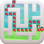 Maze for kids icon