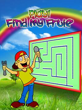 Maze for kids screenshot 1