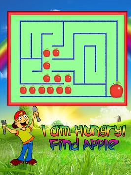 Maze for kids screenshot 4