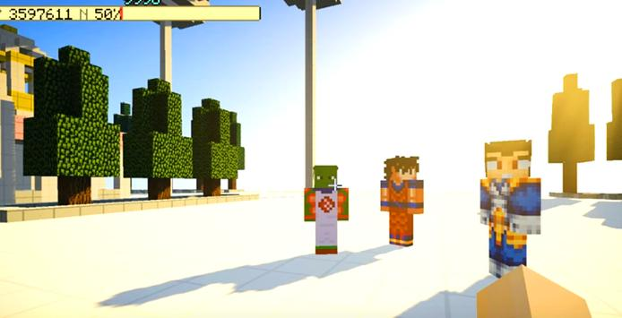 Saiya Mod for Minecraft poster