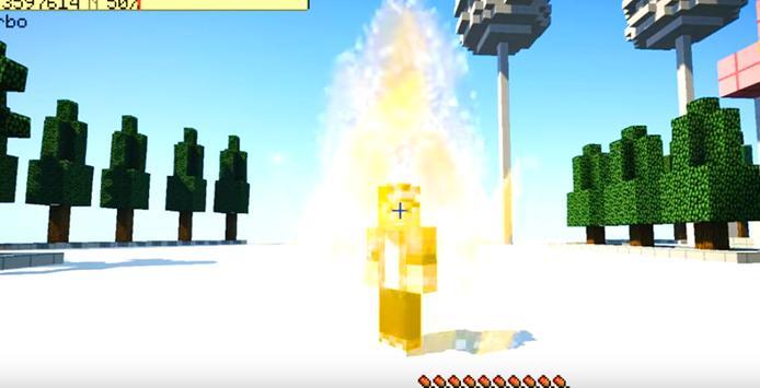 Saiya Mod for Minecraft apk screenshot