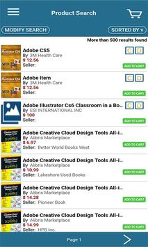 GoProcure screenshot 2