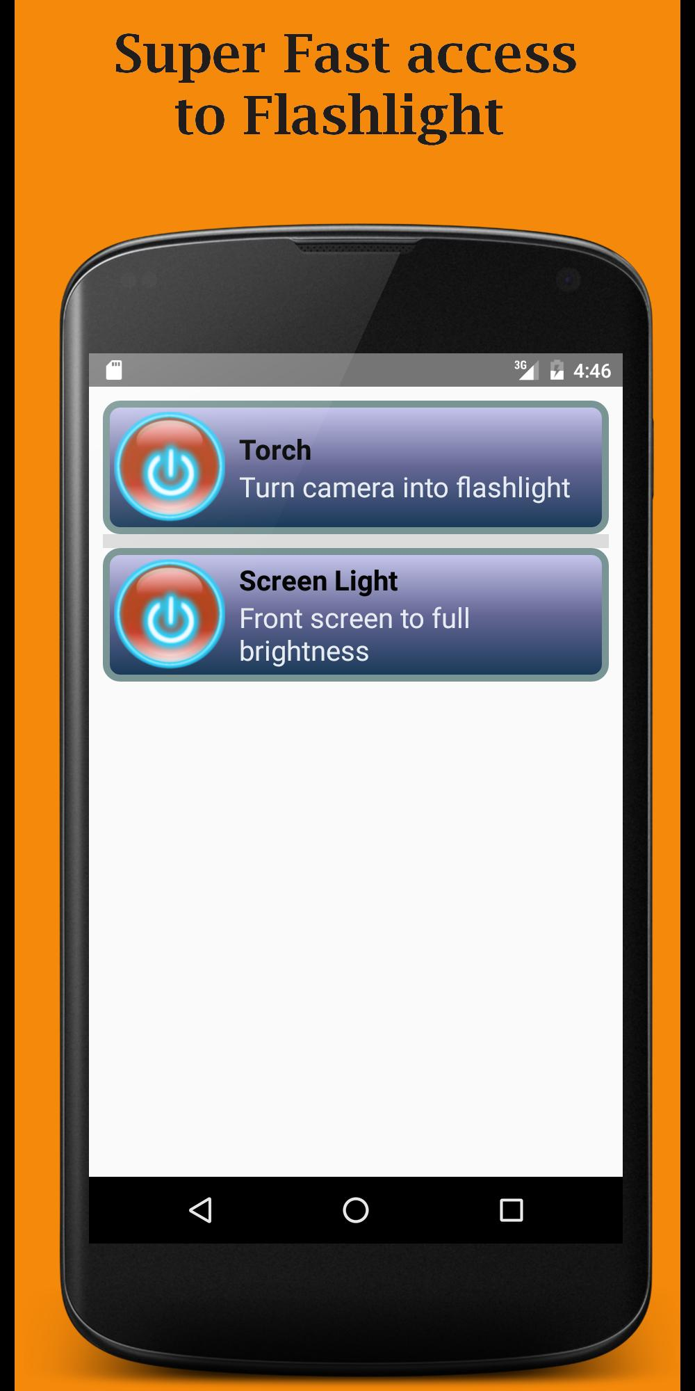 Torch - Control by Volume Key for Android - APK Download