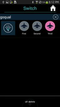 BlueSwitch apk screenshot