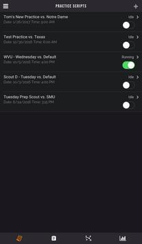 GoRout On-Field Practice App apk screenshot