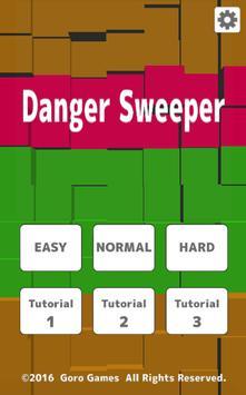 DangerSweeper poster
