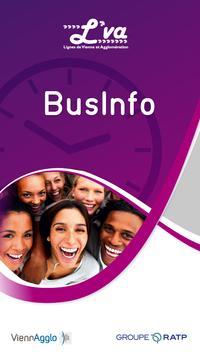 BusInfo Vienne poster