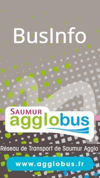 BusInfo Saumur poster